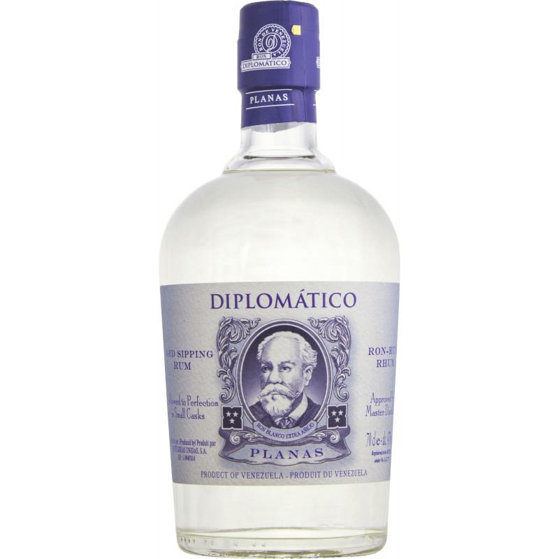 Rhum blanc Diplomatico Planas