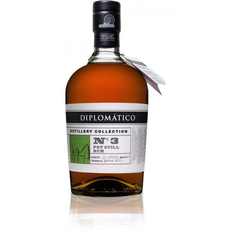 Rhum Diplomatico n°3 Pot Still