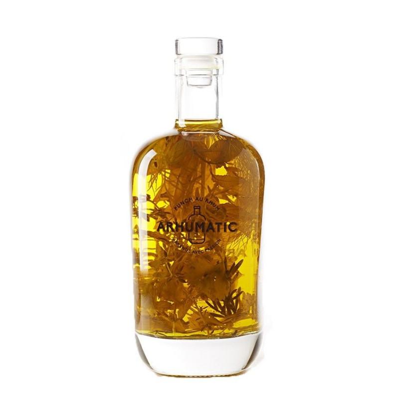 Rhum arrangé Arhumatic Herbes aromatiques