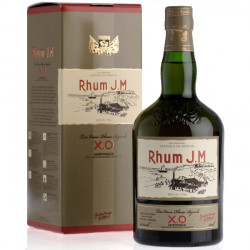 Rhum JM XO très vieux rhum agricole