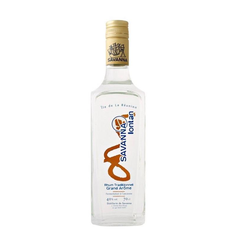 Rhum blanc Savanna Grand Arome Lontan