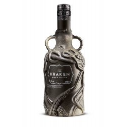 Rhum Kraken 40% Céramique Edition
