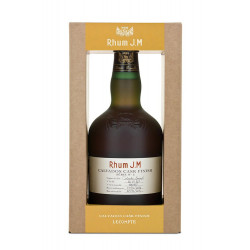 Rhum JM finish calvados