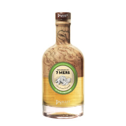 Rhum Arrangé Bigallet Gingembre Citron Vert
