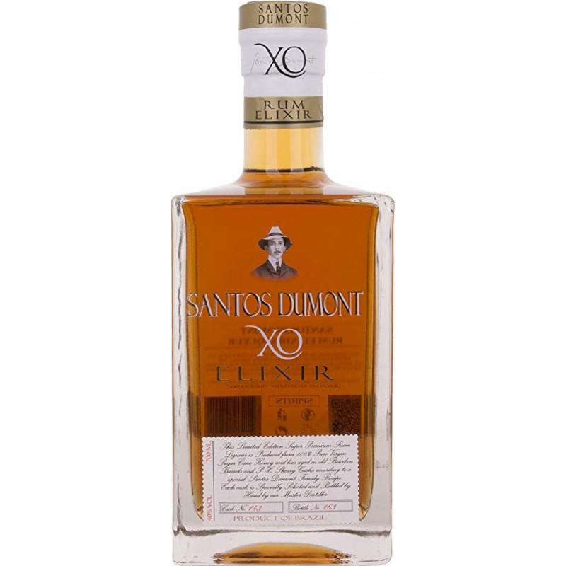 Rhum vieux Santos Dumont XO Elixir