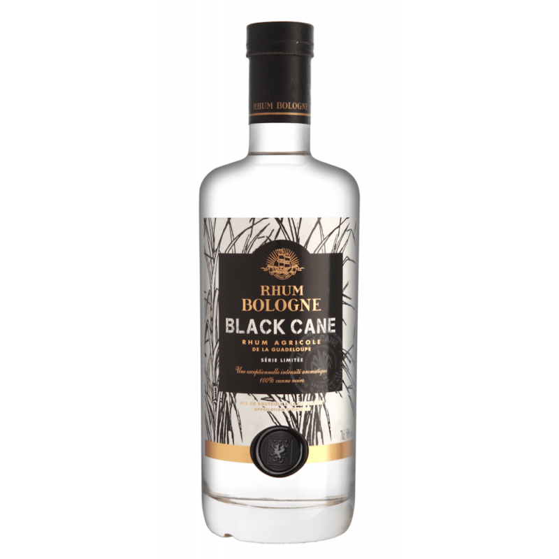 Rhum blanc Bologne Black Cane