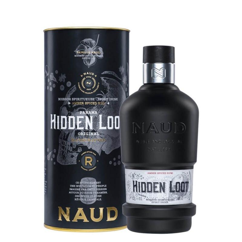 Rhum épicé Naud Hidden Loot
