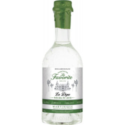Rhum blanc La Favorite La Digue 2018