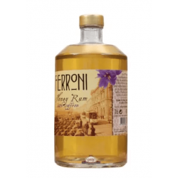 Liqueur de rhum Ferroni Honey