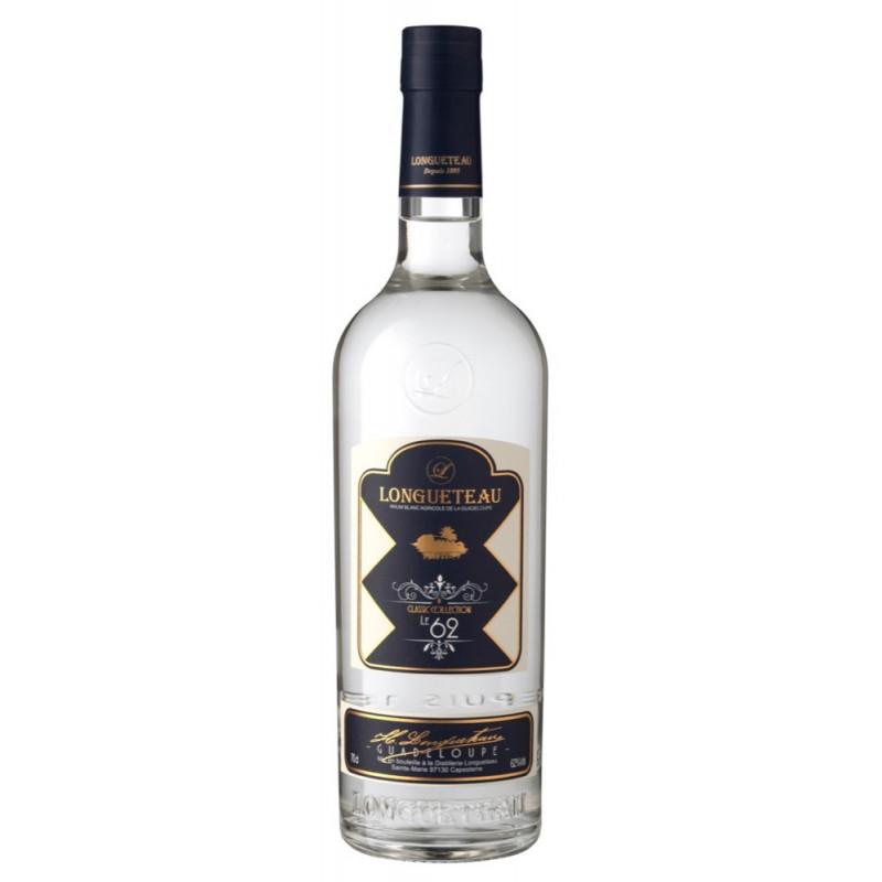 Rhum blanc Longueteau 62%