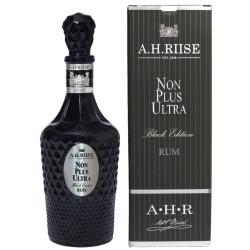 Rhum vieux AH RIISE Non Plus Ultra Black Edition