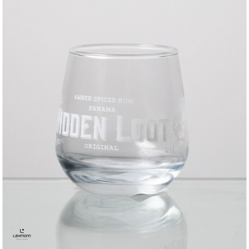 Coffret Verres à shot Hidden Loot x 6