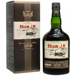 Rhum JM Millésimé 10 ans