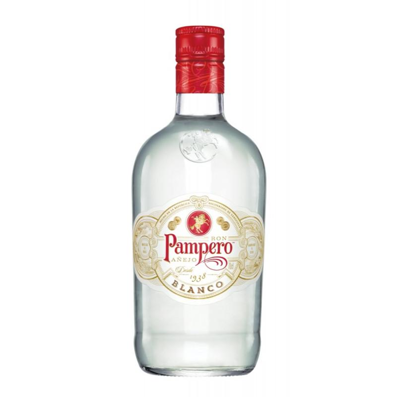 Rhum blanc Pampero Blanco