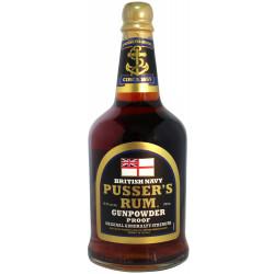 Rhum vieux Pusser's Gunpowder