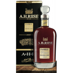 Rhum vieux AH RIISE Family Reserve