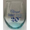 Verre Clément Canne Bleue 2020
