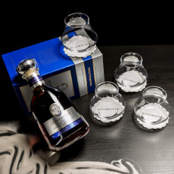Rhum Diplomatico Single Vintage 2005 + 4 verres