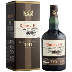 Rhum JM 10 ans Millésime