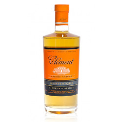 Liqueur Shrubb orange Clément