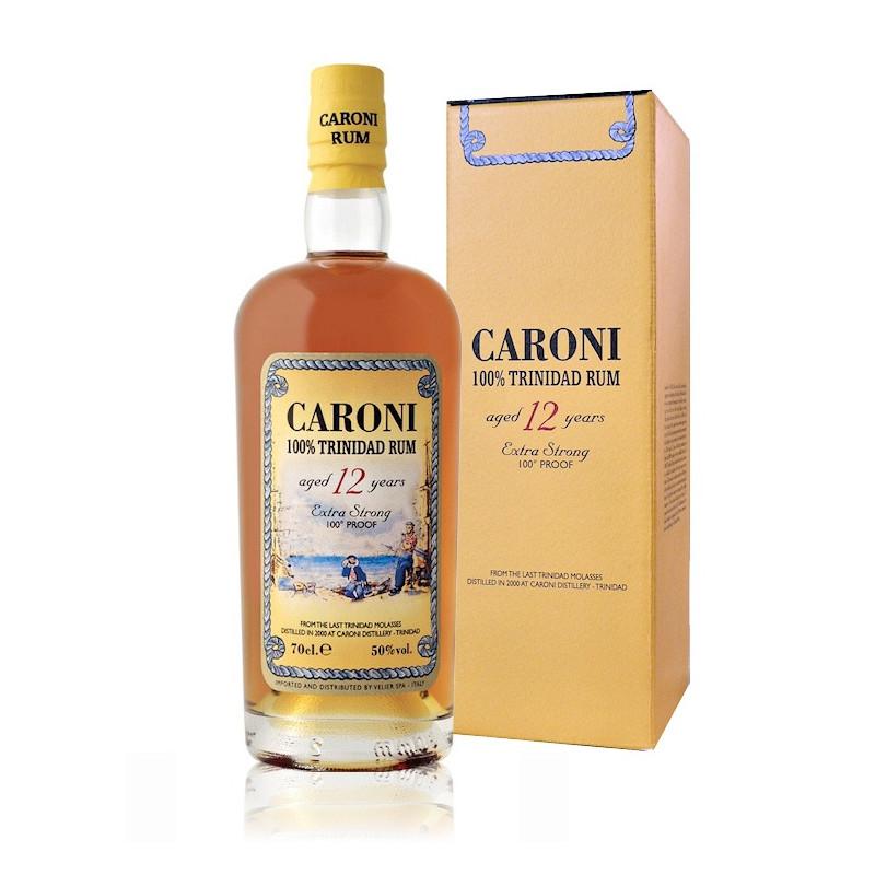 Rhum Caroni 12 ans