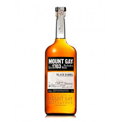 Rhum vieux Mount Gay Black Barrel