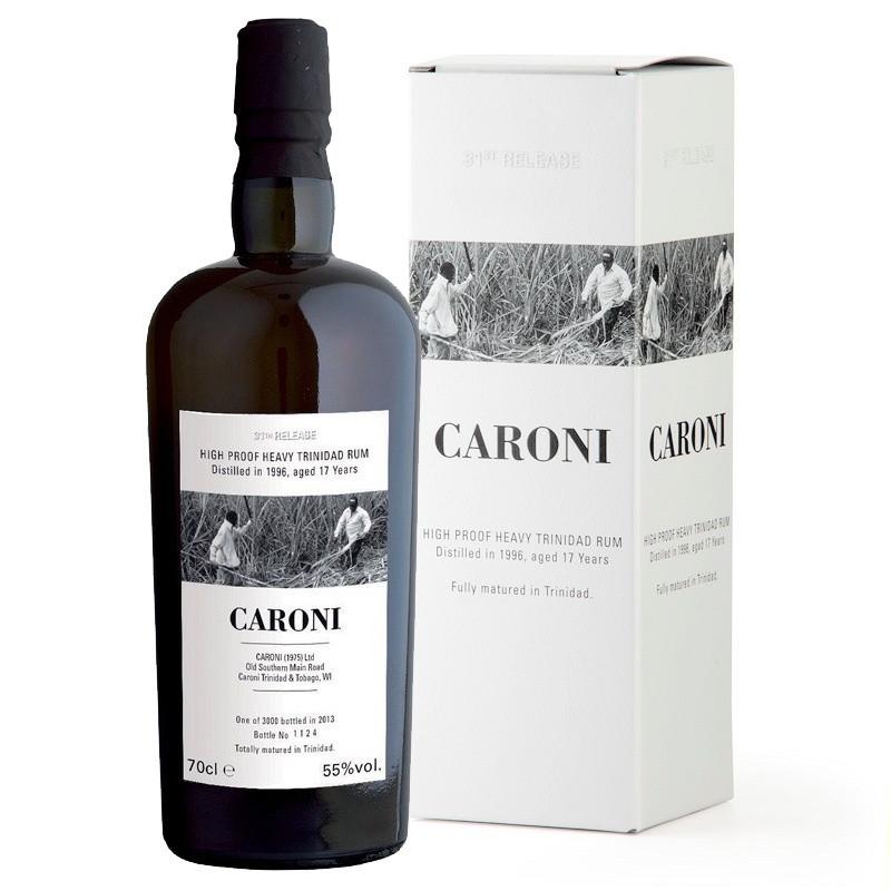Rhum Caroni 1996