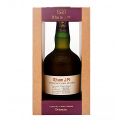 Rhum JM cognac finish