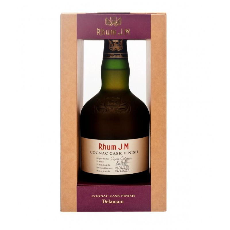 Rhum JM finish cognac