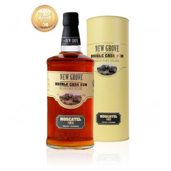 Rhum New Grove double cask moscatel finish