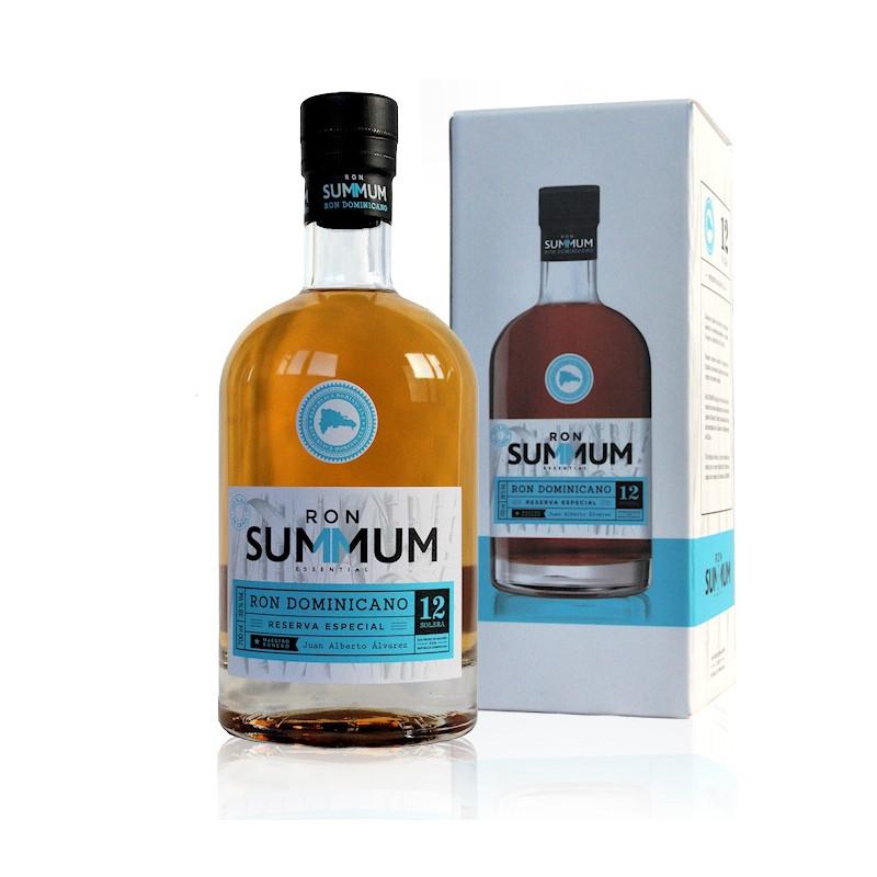 Rhum Summum Reserva Especial 12 ans