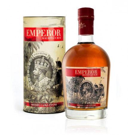 Rhum Emperor Sherry finish