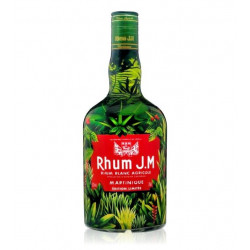 Rhum blanc JM Jungle Macouba