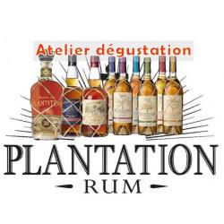 Masterclass rhums Plantation - Strasbourg le 26-10-2017