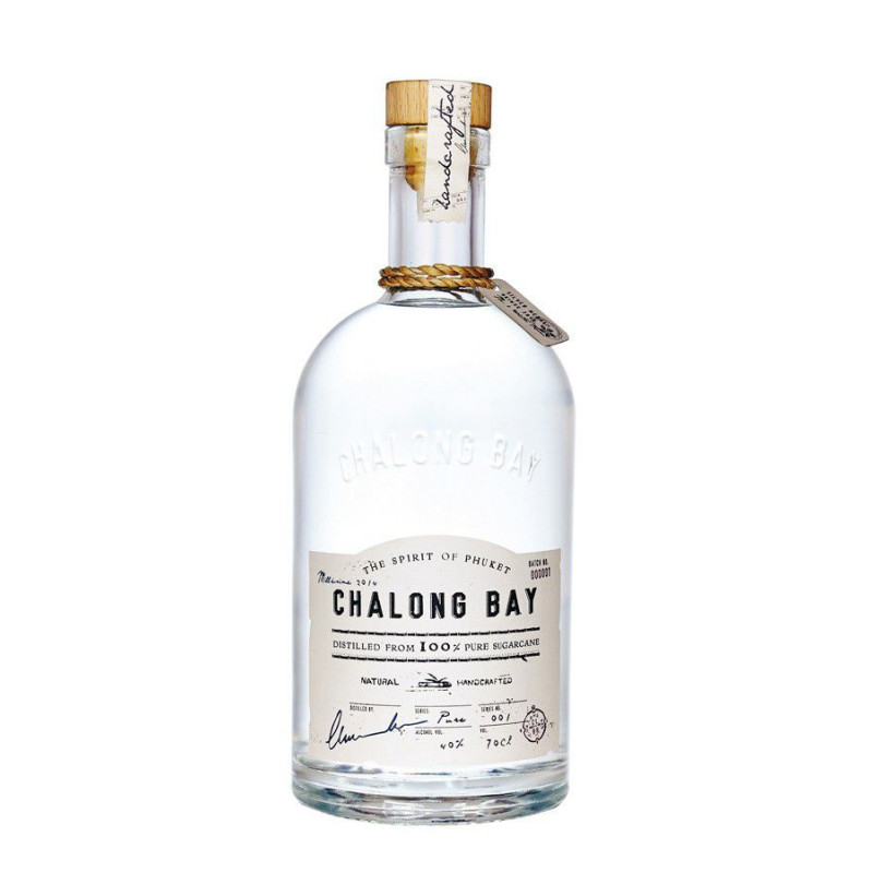 Rhum blanc Chalong Bay