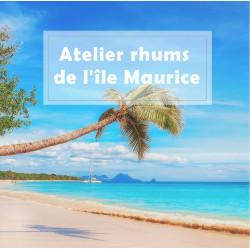 Masterclass Rhums de l'île Maurice - Strasbourg