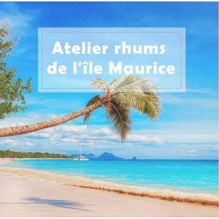 Dégustation de Rhums de l'île Maurice
