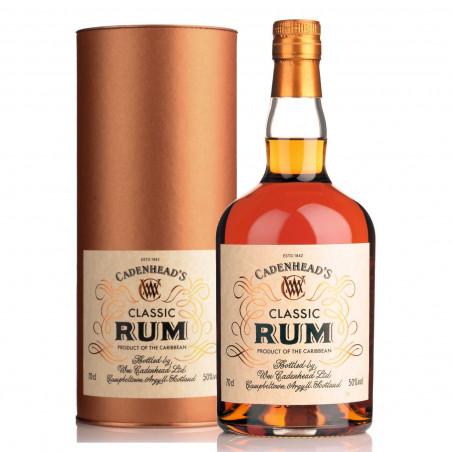 Rhum Cadenhead's Classic Rum