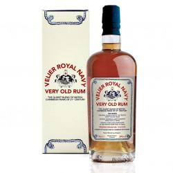 Rhum vieux Velier Royal Navy