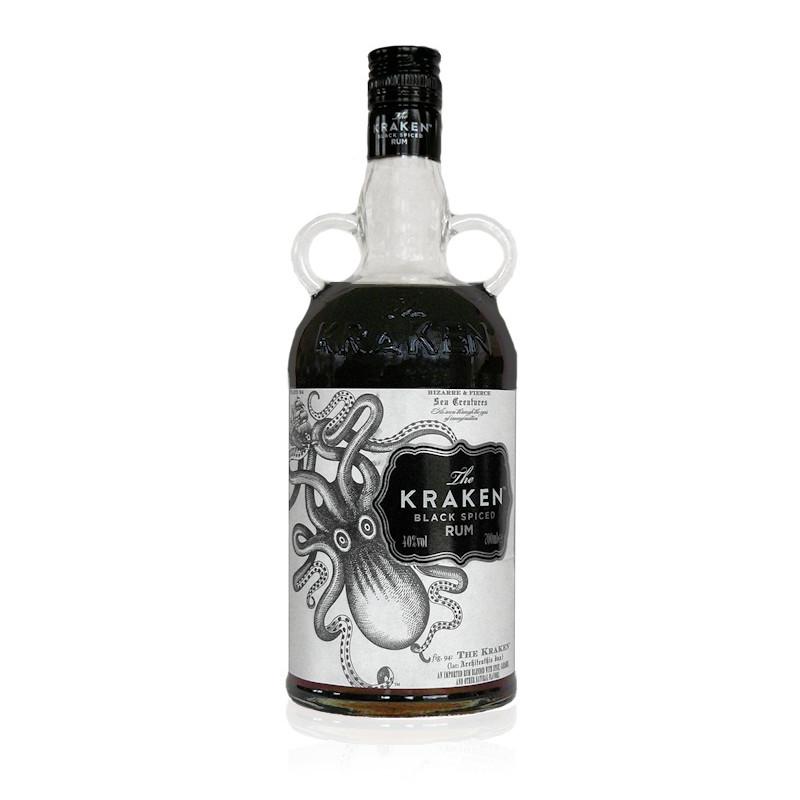 Rhum Kraken 40% Black spiced rum