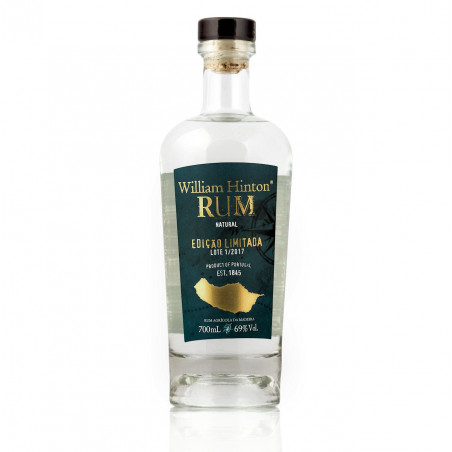 Rhum blanc William Hinton 69%