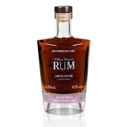 Rhum William Hinton finition sherry PX - single cask