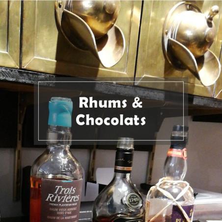 Dégustation Rhums & Chocolat - Strasbourg