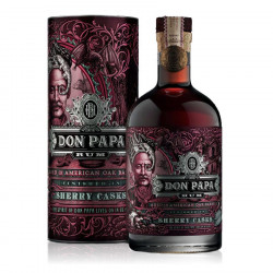 Rhum Don Papa sherry cask